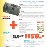 1998 Cataloque Epson Umax Featron