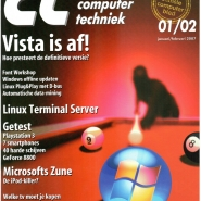2007 XXODD Game Laptop Advertisement c`t Magazine 1 2