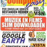 2007 XXODD Game Notebook Advertisement Computer Easy Magazine 9