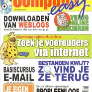 2007 XXODD Notebook Advertisement Computer Easy Magazine 12