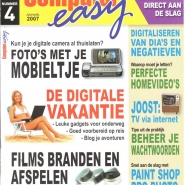 2007 Computer Courant Ads in Computer Easy Magazine 7